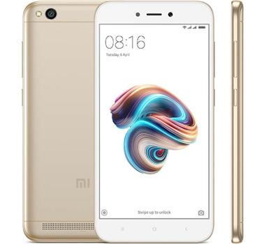 "SmartPhone Xiaomi Redmi 5A Pantalla 5"" - 2 GB - 16 GB - Dorado"