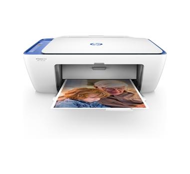 HP Deskjet 2630 All-in-One - impresora multifunción (color) - hasta 6 ppm copia - hasta 20 ppm impresión - 60 hojas - USB 2.0 - Wifi - consumible 304/XL