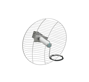 D-Link ANT24-2100 - Antena - 21 dBi - direccional exterior - blanco. REACONDICIONADO