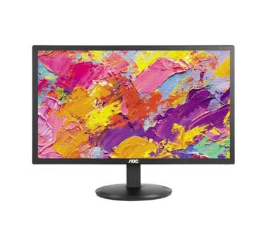 """AOC E2280Swn - Monitor LED - 21.5"""" - 1920 x 1080 - 200 cd/m2 - 20000000:1 (dinámico) - 5 ms - VGA - negro"""