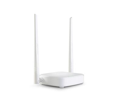 Tenda - Router N301 - WIFI N300 - 2 Antenas 5dBI - 1x WAN 10/100 + 3x LAN 10/100 - Facil Configuración