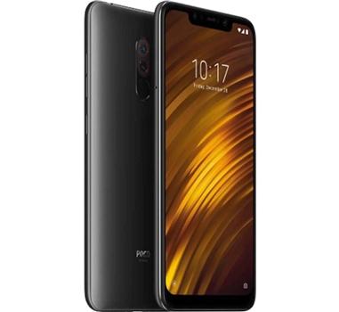 """SmartPhone Xiaomi PocoPhone F1 Black - Pantalla 6,18"""" - OctaCore - 6 GB - 128 GB - Negro"""