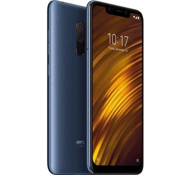 "SmartPhone Xiaomi PocoPhone F1 Blue - Pantalla 6,18"" - OctaCore - 6 GB - 128 GB - Azul"