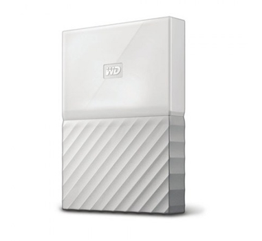 "Western Digital - Disco Duro Externo My Passport 2.5"" 3TB - Blanco"