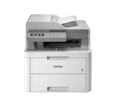 Brother MFC-L3710CW - impresora multifunción - color  - A4 - hasta 18 ppm - 250 hojas - fax 33.6 Kbps - USB 2.0 - Wifi