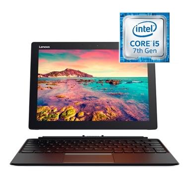 "Portátil Lenovo Miix720-12IKB i5-7200U 12""(2880x1920)Táctil 8GB 256SSD USB-C Thunderbolt W10Pro lapiz activo y teclado retroiluminado"