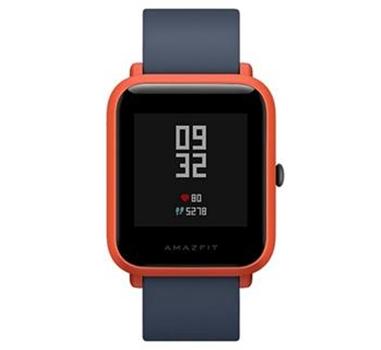"Xiaomi AmazFit BIP - Sensor Cardiaco - GPS - 1.28"" - A1608 - Rojo"