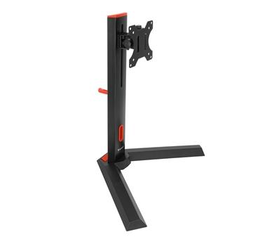 """TooQ - Soporte de mesa monitor Gaming DB1401TN-B - 17""""-32"""" - Compatible con VESA: 75x75 y 100x100 - Negro"""