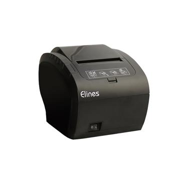 Elines E-32 Impresora de tickets térmica USB-RS232