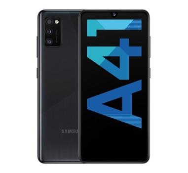 """Samsung - Smartphone Galaxy A41 - 4/64GB - 6.1"""" - FHD+ - 2400x1080 - Negro"""