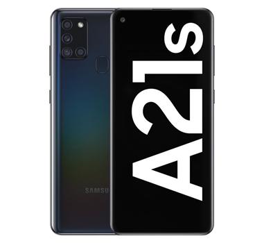 "Samsung - Smartphone Galaxy A21S - 3/128GB - 6.5"" - 720x1600 - Negro"