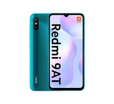 "Xiaomi - Smartphone Redmi 9AT - 6.53"" - 2/32GB - Dual SIM - 720 x 1600 - Bat. 5000 mAh - Verde"