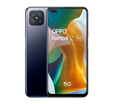"""Oppo - Smartphone Reno4 Z - 5G - 6.57"""" FHD+ - 8/128GB - Negro"""