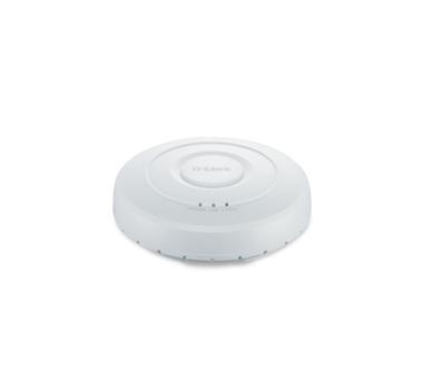 Punto de acceso D-Link Wireless N Unified DWL-2600AP - 802.11b/g/n - PoE 802.3af - No incluye alimentador. LIQUIDACION.