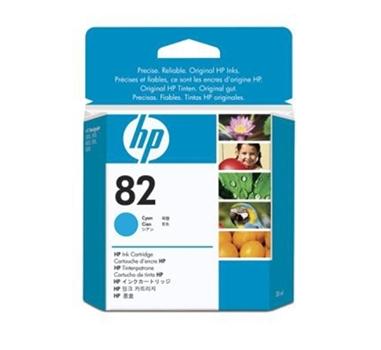 HP Cartucho de tinta DesignJet 82 cian de 28 ml, Cian, HP, HP Designjet 500/500 Plus/500PS/510, CH566A, Inyección de tinta, 28 ml