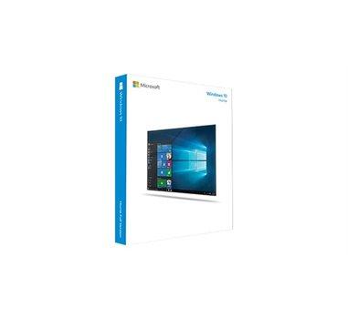 Microsoft Windows 10 Home - Licencia y soporte - 1 PC - OEM - DVD - 64-bit - Español