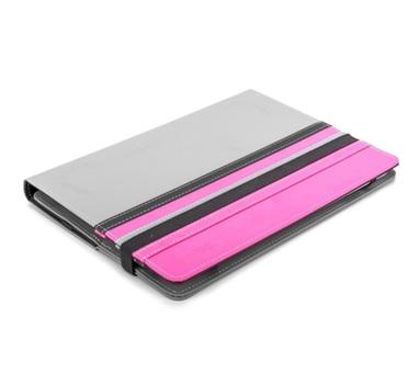 "NGS - Funda para tablet universal 10"" - Rosa y Gris"