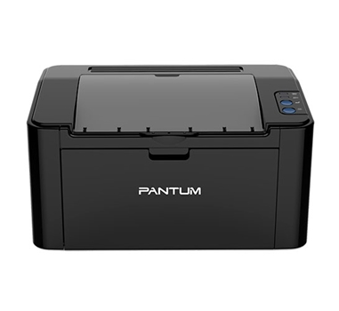 PANTUM P2500W - Impresora láser monocromo A4 Wifi - hasta 22ppm - hasta 1200dpi - bandeja 150 páginas - USB - Negra
