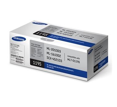 SAMSUNG TONER NEGRO 2.000 PAG. ML/1610/2010/2510/2570/2571N SCX/4321/4321F. Sustituye al ML-2010D3 y SCX-4521 - MLT-D119S/ELS