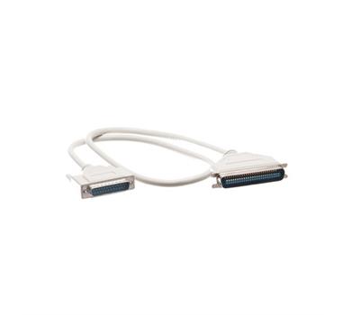 CABLE ADAPTADOR SCSI DB25M-C50M