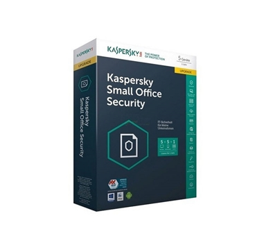 Kaspersky Small Office Security v5 - ( 1 año ) - 1 servidor de archivos, 5 PC - Win