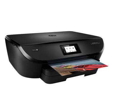 HP Envy 5547 All-in-One - impresora multifunción ( color ) - hasta 10 ppm (copiando) - hasta 22 ppm (impresión) - color - 125 hojas - USB 2.0 - Wifi - consumibles 62/62XL