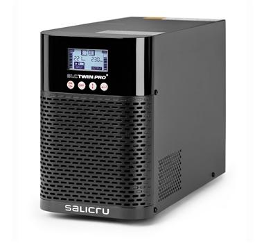 Salicru - SLC-1000 Twin Pro2 - Online - 1KVA - 900W - Factor de potencia 0,9