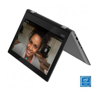 "Portátil Lenovo Yoga 330-11 -Intel Celeron N4000 - 11,6"" táctil - 360 - 4 GB - SSD 128 GB -  USB C - Windows 10 Home 64 Bits -  2 años garantía"