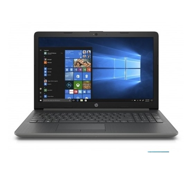 "Portátil HP 15-da0020ns - Intel i3 7020U 2,3GHz - 4 GB DDR4 2133MHz (1x4GB) - SSD 128 GB M.2 - 15,6"" HD - No ODD - WiFi - BT - GBit LAN - USB 3.1 - HDMI - Windows 10 Home 64 Bits"