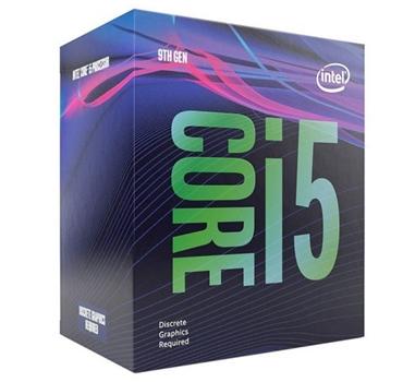 Procesador 1151 Intel Core i5 9400F - 2.9 GHz - 6 núcleos - 6 hilos - 9 MB caché - Sin gráfica - Caja