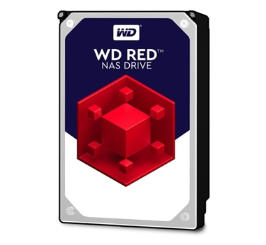 "WD Red NAS WD30EFAX - Disco duro - 3 TB - interno - 3.5"" - SATA 6 Gb/s - búfer: 256MB - 5400 rpm"