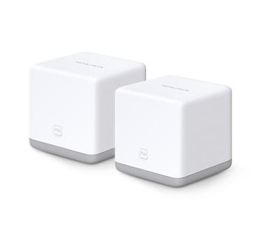 Mercusys - Punto de acceso mesh 300Mbps Wifi - pack de 2 unidades
