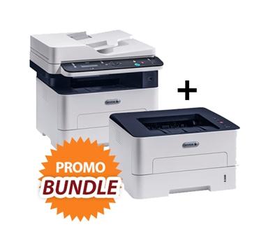 Kit promo 20Q1 Xerox multifunción mono B205V_NI + impresora mono B210V_DNI