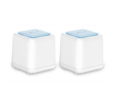 Talius redes Mesh [Pack 2 dispositivos]  Sistema Wi-Fi AC1200 GigaL