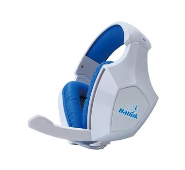Talius - Auricular Nanuk - Gaming - 7.1 Virtual - USB - Microfono - Vibración - Compatible PC/PS4