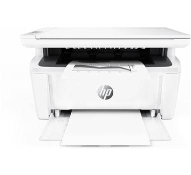 HP LaserJet Pro M28w - multifunción - monocromo - laser - 600 x 600 ppp - hasta 18 ppm - capacidad: 150 hojas - USB 2.0 - Wifi - consumible CF244A