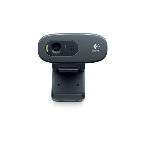 Logitech Webcam C170 - Cámara web - color - audio - Hi-Speed USB