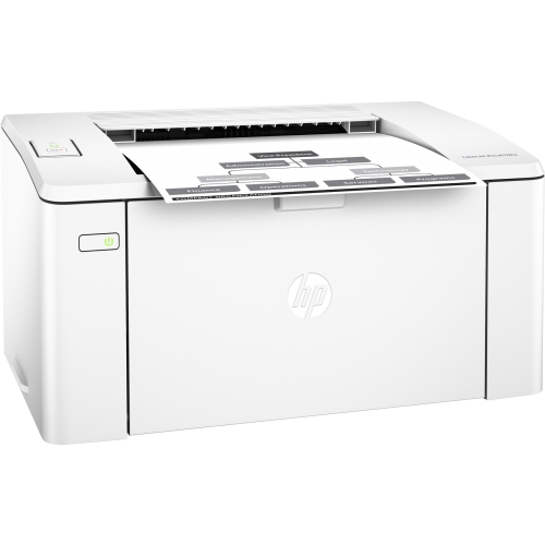 HP LaserJet Pro M102a - impresora - monocromo - laser - A4/Legal - 1200 ppp - hasta 22 ppm - capacidad: 150 hojas - USB 2.0 - Consumible 17A/19A