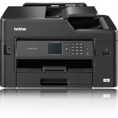 Brother MFC-J5330DW - impresora multifunción (color) - hasta 12 ppm (copiando) - 35 ppm (impresión) - A3 - 250 hojas - fax 14.4 Kbps - USB 2.0, LAN, Wifi, host USB