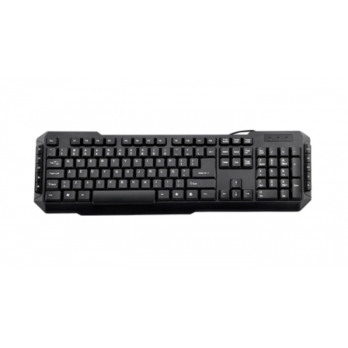 3go Teclado Multimedia Drile Conexi 243 N Ps2 107252