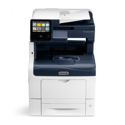 Multifunción láser color Xerox VersaLink C405V_DN - A4 35/35ppm Copia/Impresión/Escaneado/Fax  - DUPLEX - PS3 PCL5e/6 - 2 bandejas de 700 hojas