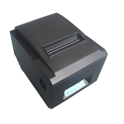 Impresora de tickets térmica ITP-71 - 230mm/s - USB - Corte automático parcial o completo - 80mm - Avisador acústico - Montaje en pared* Reparado sin driver, ni cables
