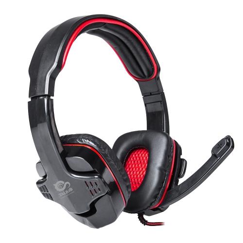 Talius - Auricular Lynx - Gaming - Microfono - Control de volumen - Jack de 3.5