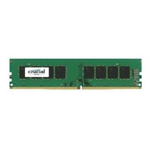 Crucial - DDR4 - 16 GB - DIMM de 288 espigas - 2400 MHz / PC4-19200 - CL17 - 1.2 V - sin memoria intermedia - no ECC