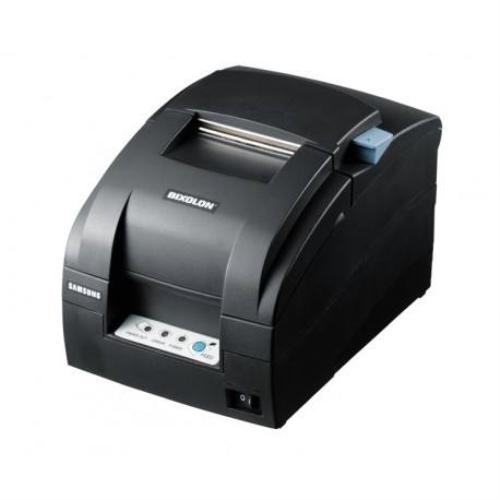 Impresora de ticket Bixolon SRP-275IIICOESG/BEG - Matricial 9 pin - 76,5mm - 40 col - Cutter - USB + RS232 + Ethernet
