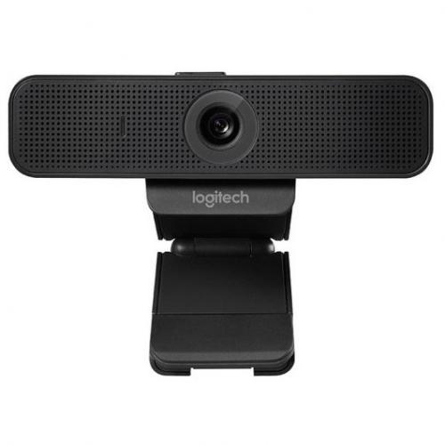 Logitech Webcam C925e - cámara web - color - 1920 x 1080 - audio - USB 2.0 - H.264