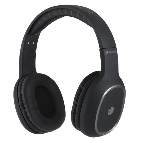 NGS - Auriculares Artica Envy - Bluetooth - Manos libres - Color Negro - BF18
