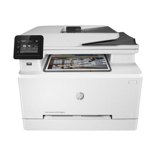 HP Color LaserJet Pro MFP M280nw - impresora multifunción - color - hasta 21 ppm - 250 hojas - USB 2.0 - Gigabit Lan - WIFI