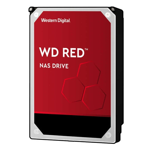 WD Red NAS WD60EFAX - Disco duro - 6 TB - interno - 3.5