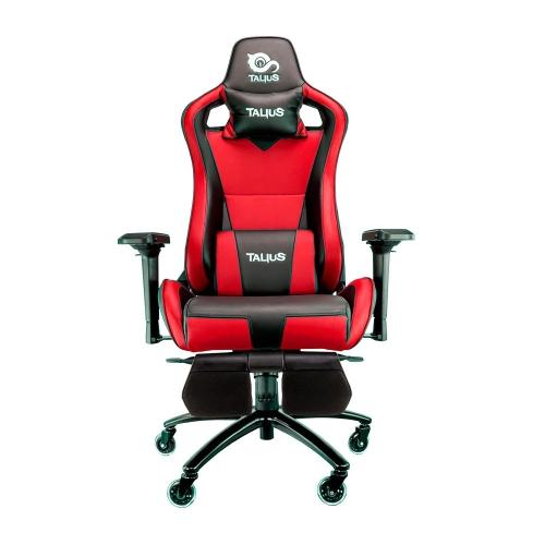 Talius silla Caiman gaming Negra / Roja